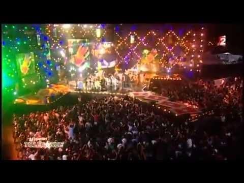 Cheb Khaled à AGADIR - la concer pour la tolérance 2012- DiDi...