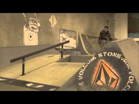 Greg Lutzka - A Day Skating At Volcom