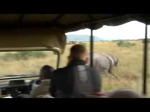 Rhino Charge - Masai Mara, Kenya