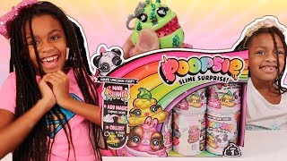 Don't Choose The Wrong Poopsie Slime Surprise Wave 2!  Entire Full Box Opening!