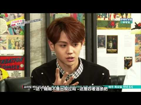 [中字] 140410 Showtime Burning The Beast Ep 1 Full video