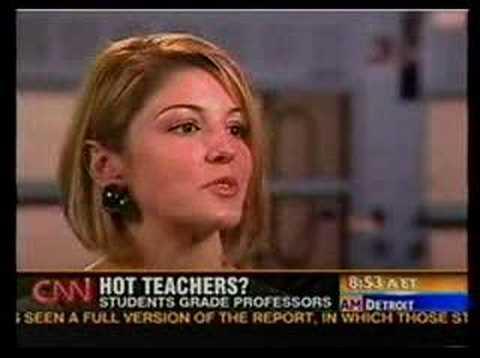 Hottest teachers
