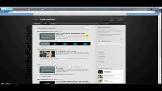 New Youtube Layout 2011/2012 Custom Background Tutorial [Free Templates in Description]