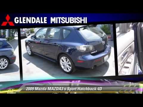 2009 Mazda MAZDA3 s Sport – Glendale Mitsubishi, Glendale