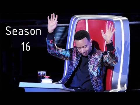 Top 10 Blind Auditions - The Voice USA 2019 - Season 16