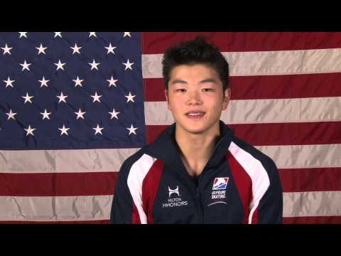 Destination Sochi Family Tree - Maia & Alex Shibutani on the importance of family