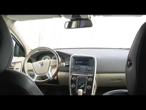 Volvo xc60, тест-драйв
