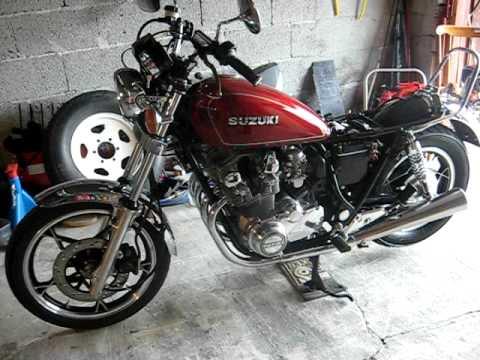 1982 suzuki gs 650 gl