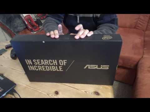 Asus X541SA-XO137D Unboxing! 200€ Laptop!