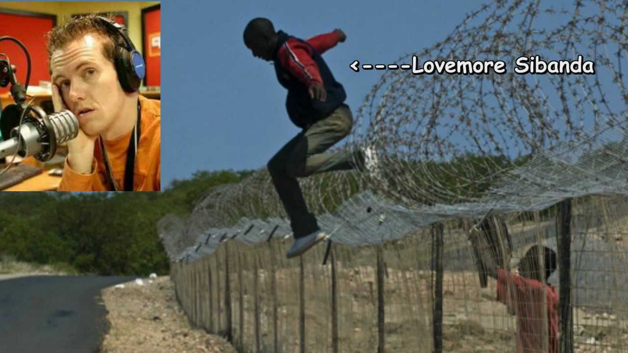 Whackhead Pranks South African Border Officials The