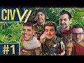 Civ VI Scenarios: Ancient Rivals #1 - BraveStarr MP3