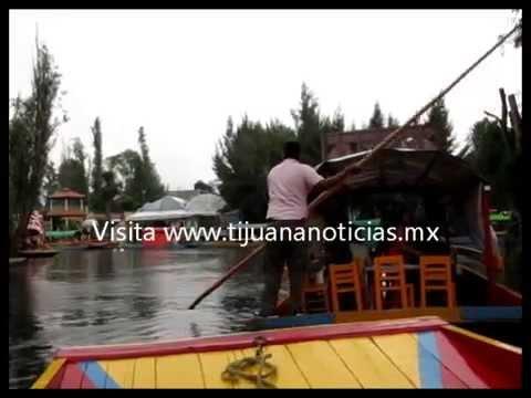 XOCHIMILCO TRAJINERAS MEXICO DF