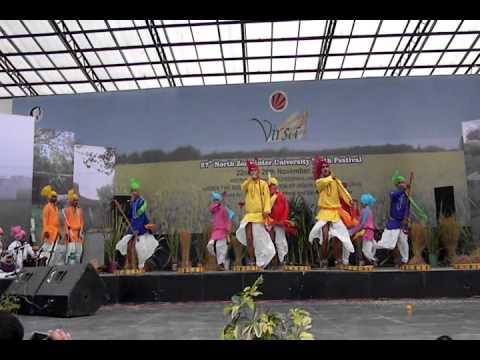 Haryanvi Folk Dance Dhamal Choreographed By perkash Malik video