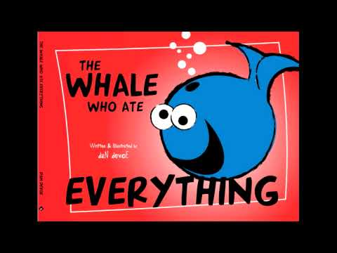 The Whale Who Ate Everything: Children's Audio Books