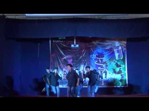 IIT (BHU) Aagman 2014 Group Dance Civil-Meta-Pharma
