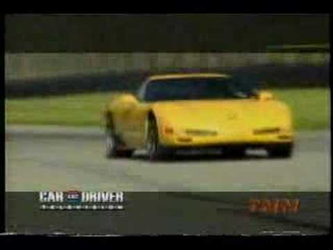 C&DTV 2001 Chevrolet ZO6