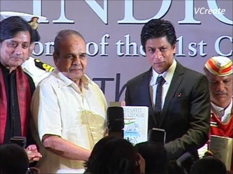 Shahrukh Khan's Amazing Humor At Shashi Tharoor's Book Launch. video