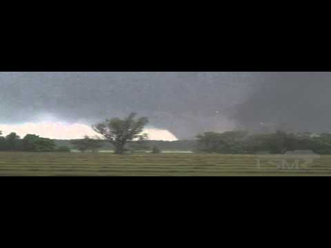 Acadia, OK Wedge Tornado 5-19-13 *HD* *RAW*