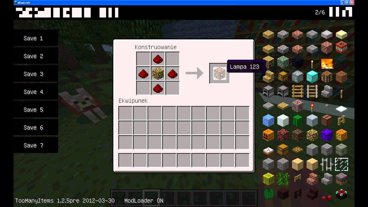 Minecraft Redstone Lamp Free Here