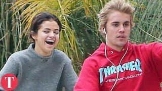 Download Lagu Selena Gomez, Justin Bieber And The Weeknd's Love Triangle | Talko News Gratis STAFABAND