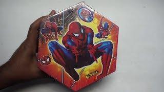 Spider man Surprise 42 pencil box