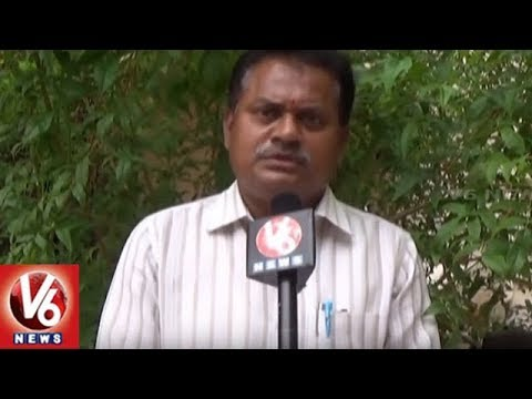 Special Report On Officials Negligence Over Cleanliness In Rajanna Sircilla Dist | V6 News