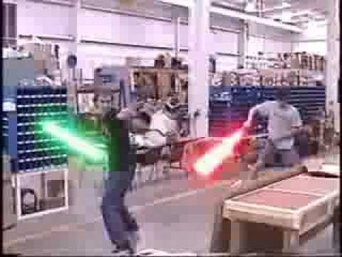 Lightsaber Fight