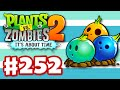 Plants vs. Zombies 2: It's About Time - Gameplay Walkthrough Part 252 - Bowling Bulbs