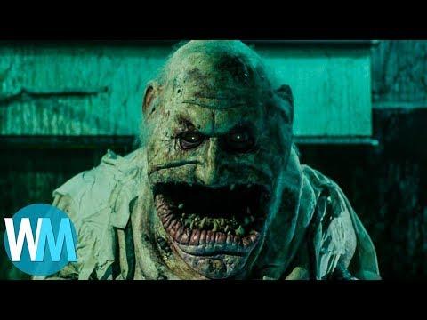 Ещё Топ 10 Самых Страшных Монстров из Фильмов