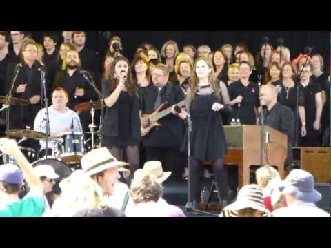 Southern Gospel Choir - Standing In The Shadows Of Mona video