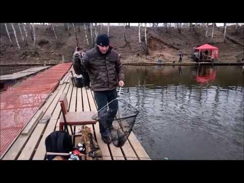 рыбалка в июле в подмосковье видео