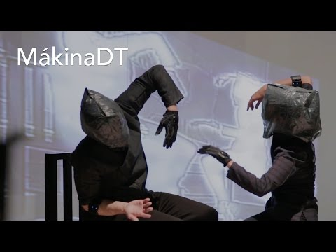 Video MákinaDT - Alucinación Compartida | Punto de Encuentro