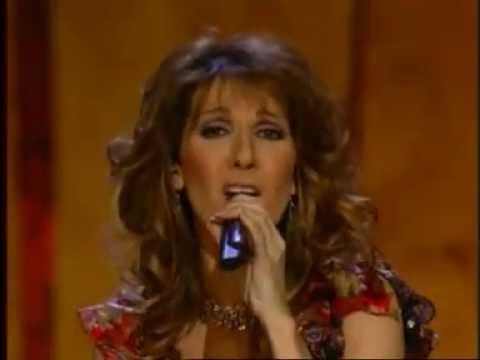 Celine Dion - Goodbye's (the Saddest Word) video