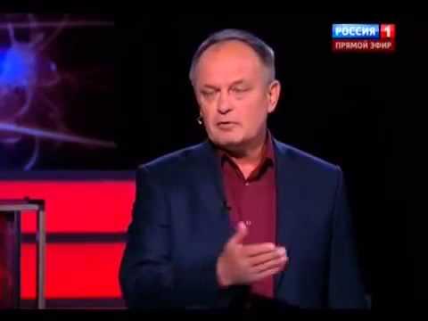 НОВОЕ! Соловьев жестко опустил украинца в студии