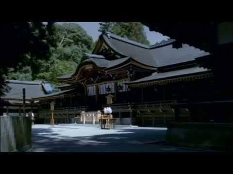 """「あの山は、神だ」いま、ふたたびの奈良へ。 - """"日本人でよかった""""美しすぎる大神神社のTV CMのキャプチャー"""