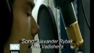"Alexander Rybak sings Soviet songs! (""Castle Made of Snow"")"