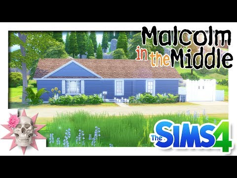 The Sims 4 - Fast Build - Malcolm In The Middle