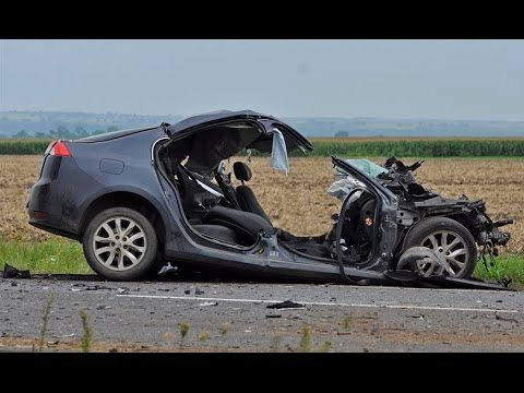 Car Accidents Compilation 2014