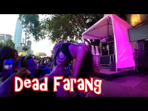 Thai Festival Melbourne Australia 2015 - Including Ladyboy Show