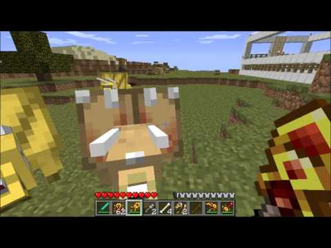 Minecraft - AJ Plays: Archaeology & Fossils Mod Music Videos