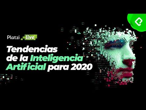 Tendencias de la Inteligencia Artificial para 2020