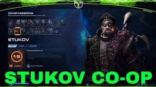 """Starcraft 2: Co-op BRUTAL - Stukov """"The Infested Admiral"""""""