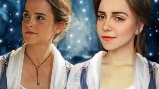 Emma Watson (Belle) Transformation Makeup Tutorial