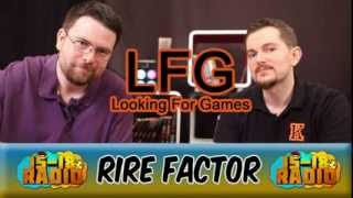 15-18Radio : Rire Factor avec Fred & Krayn / Looking For Games