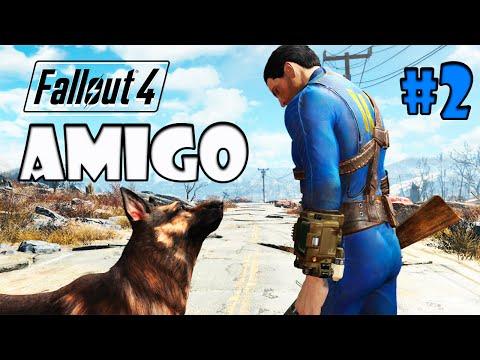 Encontramos um AMIGO - Fallout 4 ( Legendas em PORTUGUÊS )