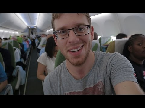 Solomon Vlog (Ebola Check, Jet Crackers, and Arrival in Malawi)