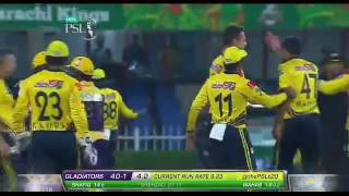 pakistan crickters fight (Wahab Riaz Fights With Ahmed Shehzad in PSL 2016 1)
