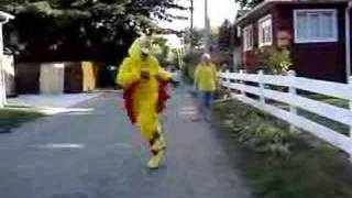 The Chicken Costume