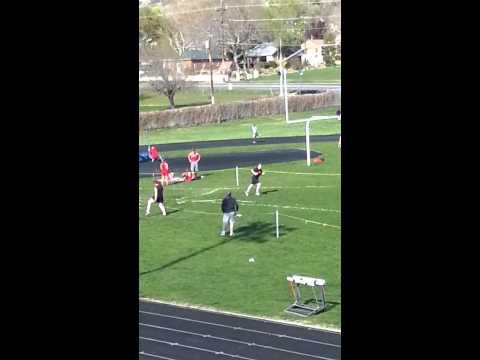 Ben Lomond High School 4x100 Relay Race