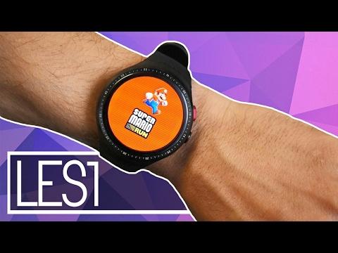 LEMFO LES1, smartwatch con ANDROID y 16GB ALMACENAMIENTO | Review